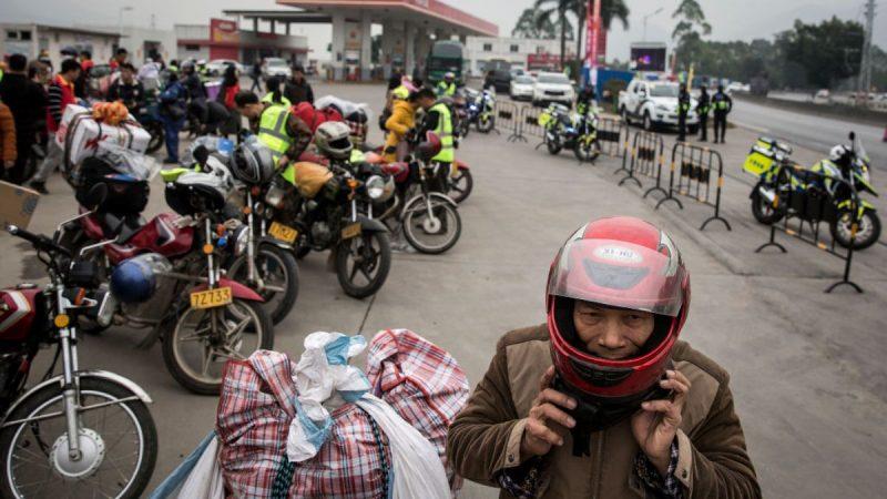 中金報告:中國工業一年來失業500萬