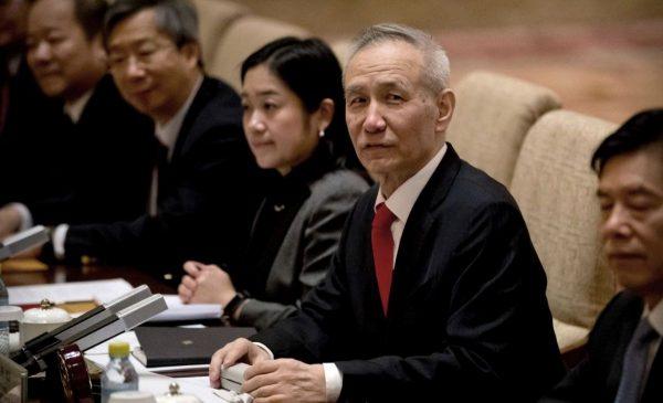 危机压顶 刘鹤不得不赴美四大原因