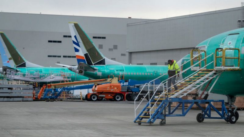 波音737 MAX即將復飛 傳FAA最快下月批准