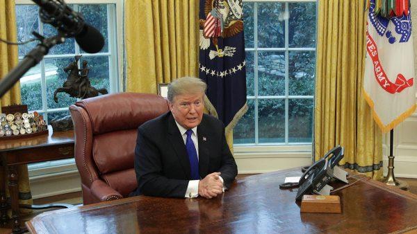 川普重启关税战事出有因?知情人:中共出尔反尔