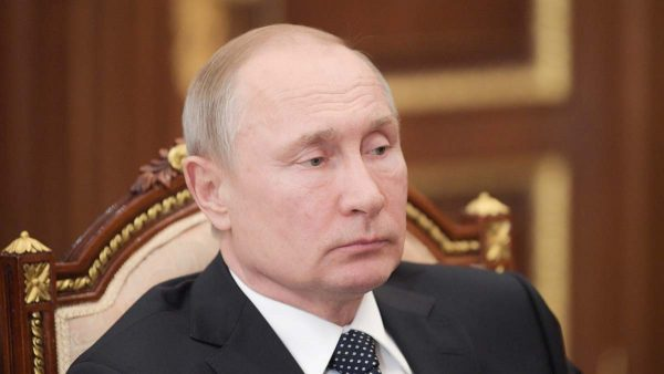 貿戰重燃王毅緊急訪俄碰壁?普京:與俄無關