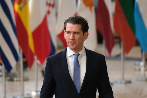 二战后头一遭 奥地利年轻总理被免职