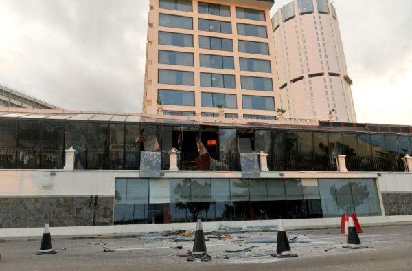 斯里兰卡恐攻连环爆 中国科学家4死5伤