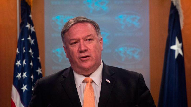 蓬佩奥:美国已做好军事干预委内瑞拉准备
