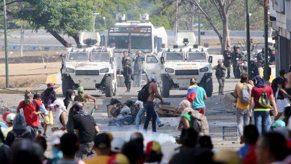 委内瑞拉危机升级 专家:中俄代理人操控是根源