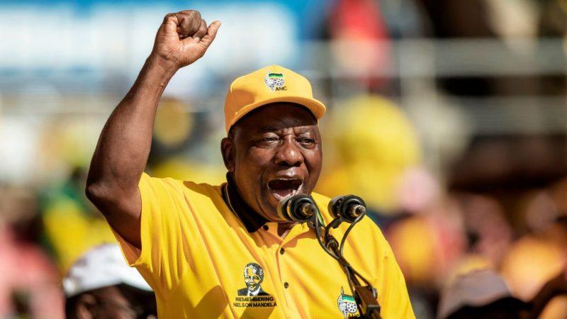 南非國會大選 執政黨勝選在握 得票率25年來最差