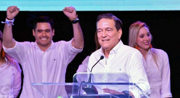 巴拿马选出新总统 曾吁美国勿把中美洲让给中共