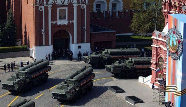 美促土耳其弃购俄S-400导弹 否则将严厉制裁