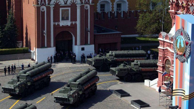 美促土耳其棄購俄S-400導彈 否則將嚴厲制裁