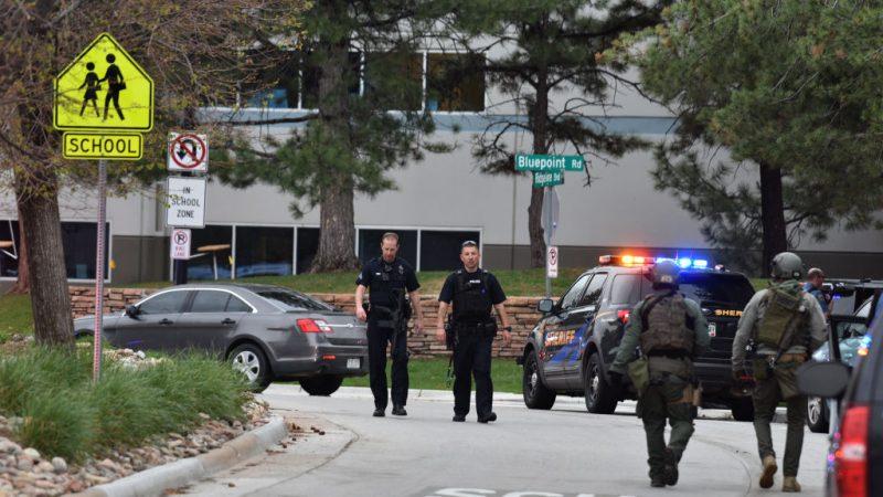 科羅拉多驚傳校園槍擊 釀1死8傷警逮兩嫌