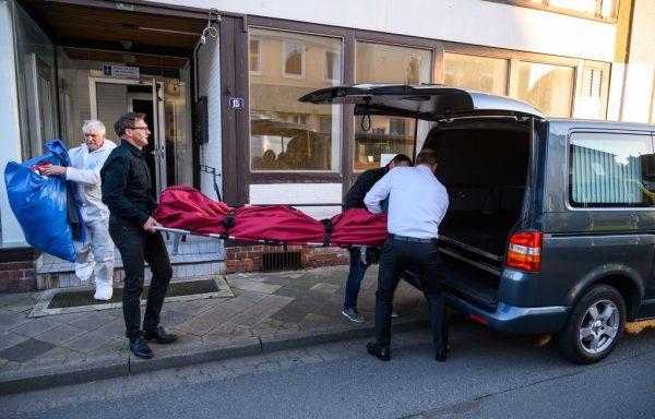 德国离奇十字弓命案 疑热爱中世纪民俗人士策划