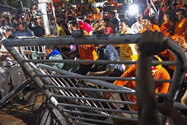 暴力升温 印度停止西孟加拉省9区竞选活动