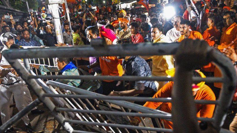暴力升溫 印度停止西孟加拉省9區競選活動