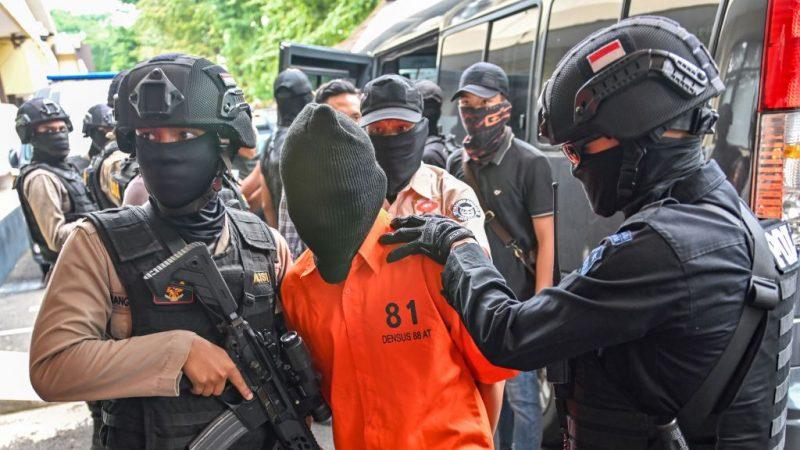 印尼逮捕擬恐攻嫌犯 美使館發布全國警示