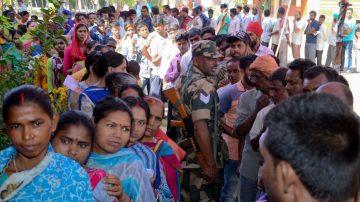 印度大选今结束23日开票 决定莫迪能否连任