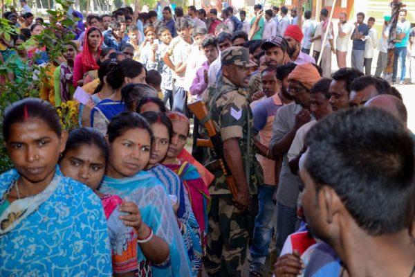 印度大選今結束23日開票 決定莫迪能否連任