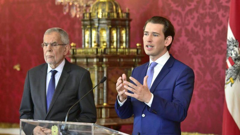 奥地利通俄门延烧 多名极右派阁员集体辞职