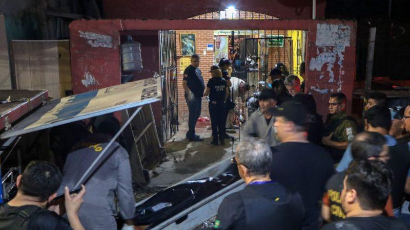 7名歹徒闯入开枪扫射 巴西酒吧至少11死