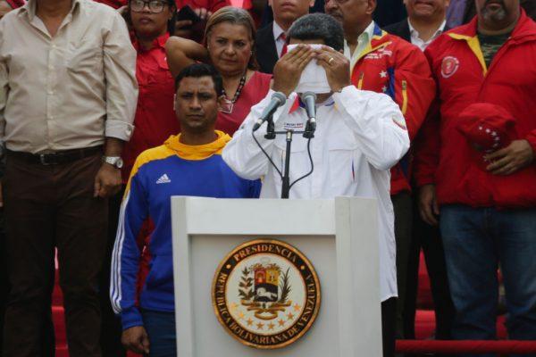 马杜罗提议提前议会选举 被指或激化委国危机