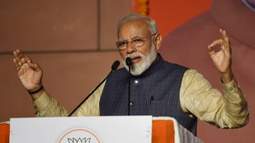 印度选举莫迪大胜赢连任 面临诸多挑战