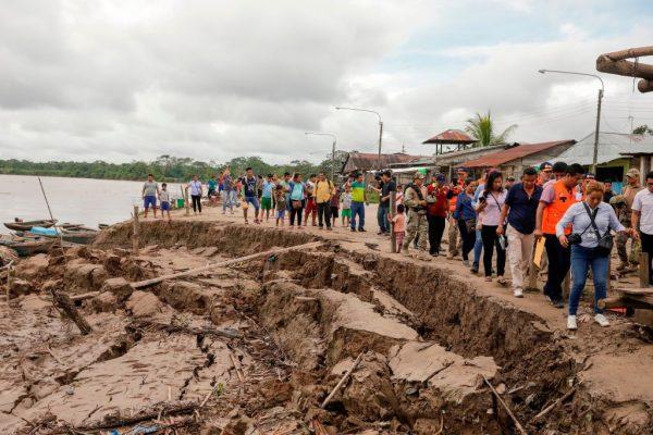 規模8強震襲秘魯北部 至少1死11人傷