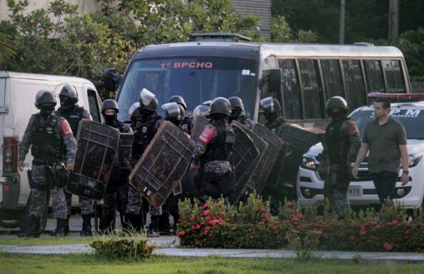 巴西4所監獄暴衝突 42名囚犯遭勒斃