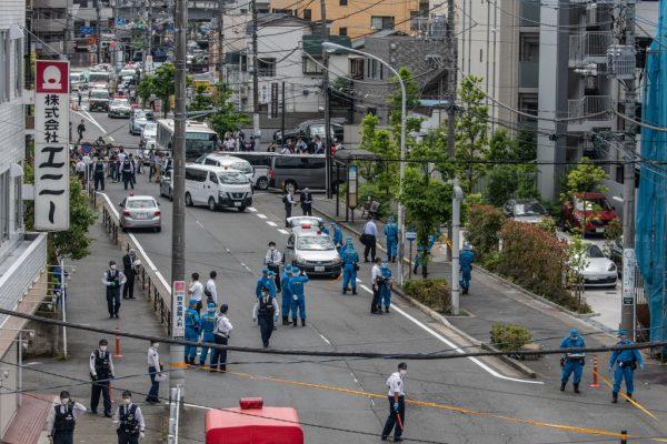 日本川崎男隨機砍人後自殺 釀16輕重傷2身亡