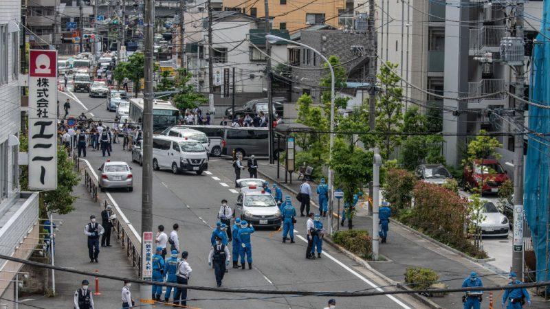 日本川崎男随机砍人后自杀 酿16轻重伤2身亡