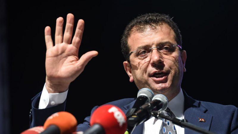 """6月重选伊斯坦堡巿长 土国执政党遭批""""谋杀法治"""""""