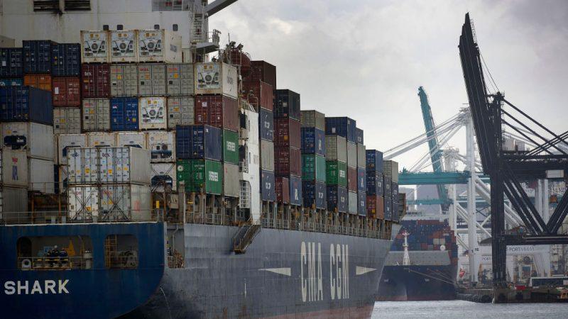 美中贸易战 日本4月贸易顺差骤降90%