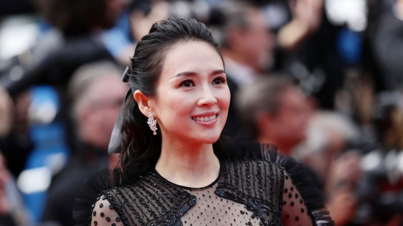 章子怡:电影中的坚强角色拯救了我