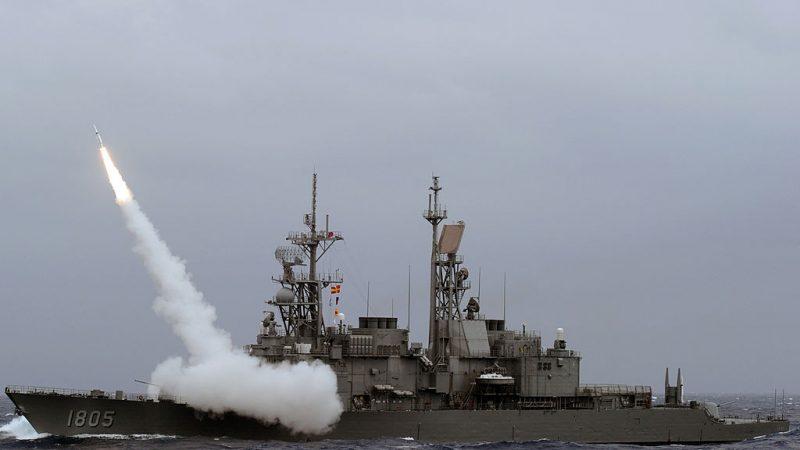 防朝鲜威胁 美批准对日韩逾6亿美元军售案