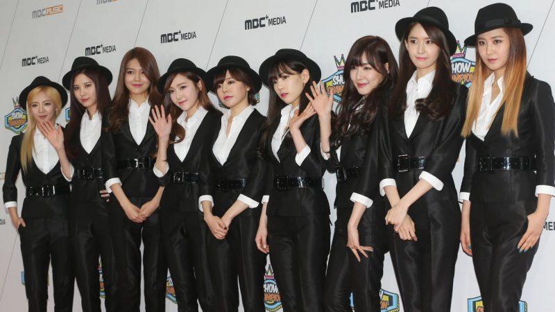 《Lion Heart》成少女时代第10支破亿点击MV