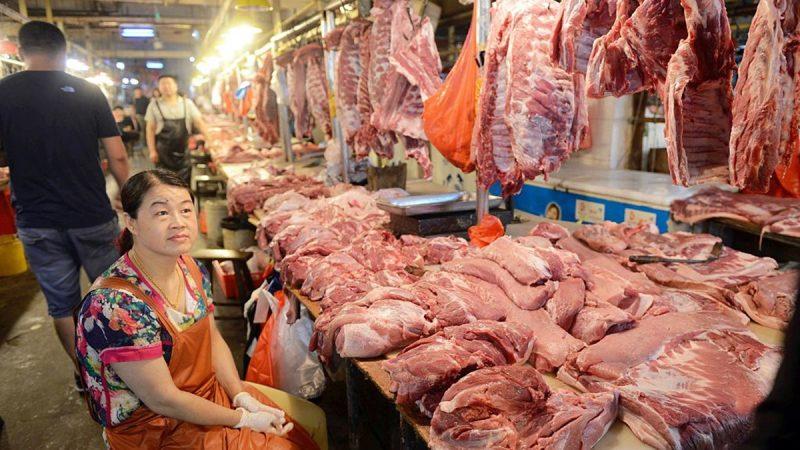 吃不起!受非洲豬瘟衝擊 陸豬肉價大漲46.3%