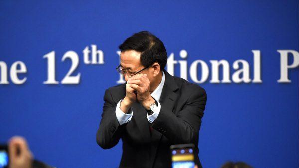 刘士余主动投案背后 被曝与另一老虎有关