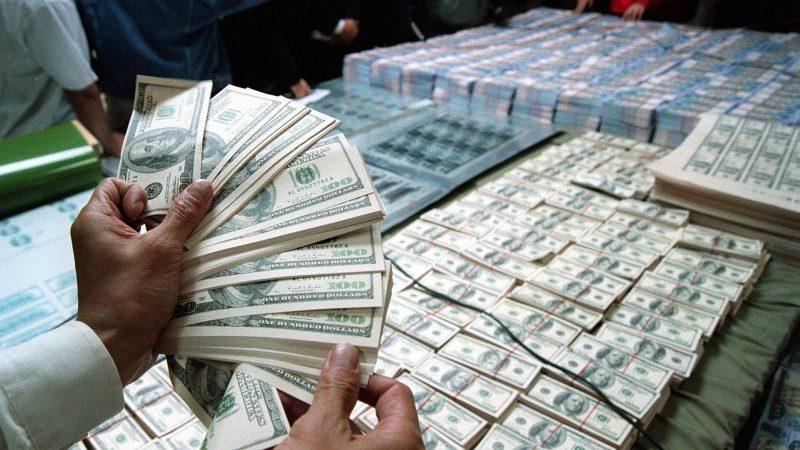 中共減持百億美元國債 美媒:拋售終將自毀