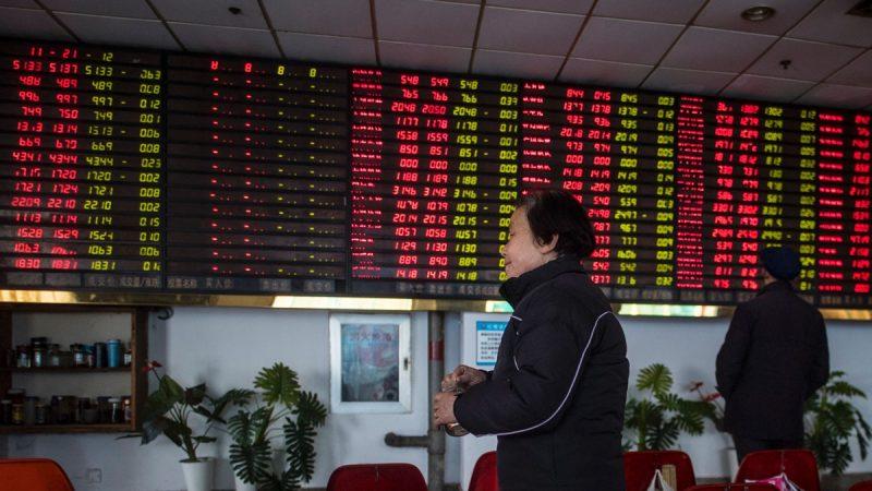 川普推文重挫中國股市 千股跌停蒸發近3萬億