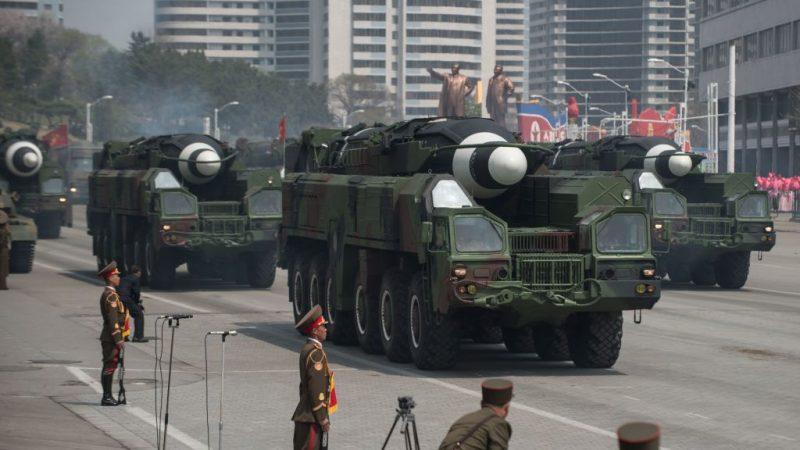 朝鮮武器計劃 美國務院:全部違反聯合國決議案
