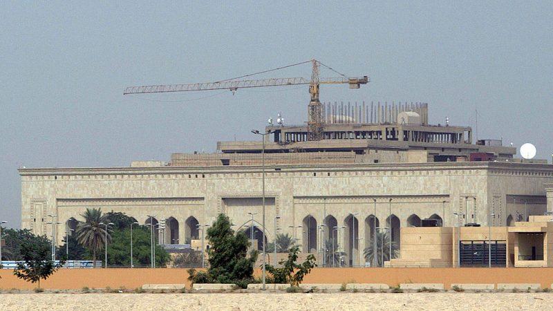 波斯湾紧张升温 美撤离驻伊拉克使领馆非紧急人员