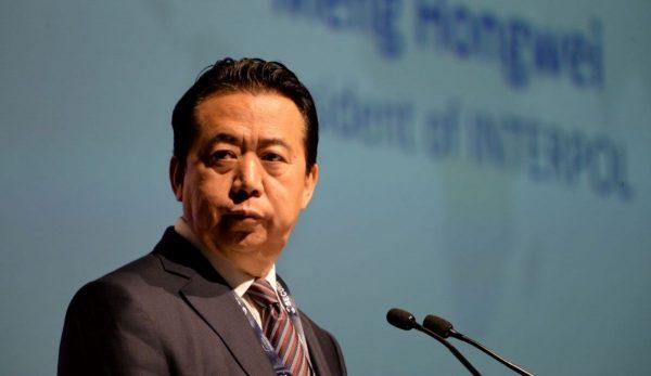 孟宏伟计划任期结束后潜逃 被曝与中共高层关系紧张
