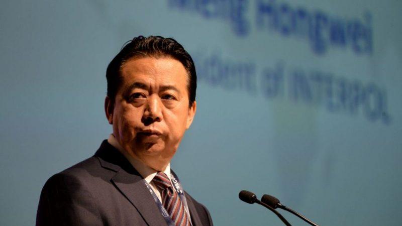 孟宏偉計劃任期結束後潛逃 被曝與中共高層關係緊張