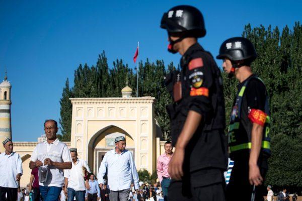 新疆的县长也被关进集中营 亲属海外揭内幕