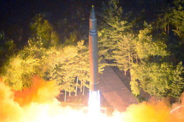 川金二會決裂 朝鮮再發射數枚「短程飛行物」