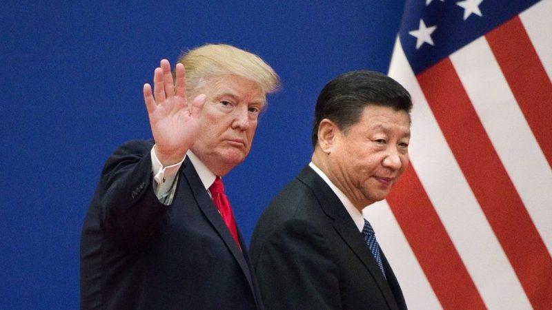 """经济新冷战愈演愈烈 中美经济隐现""""三脱钩"""""""