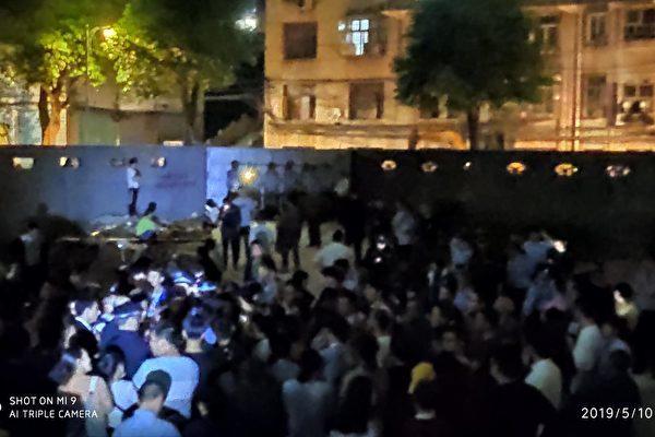 楊寧:業主維權警察開槍 北京不惜血流成河?