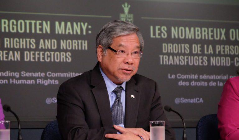 加國參議員:把盧沙野趕出加拿大