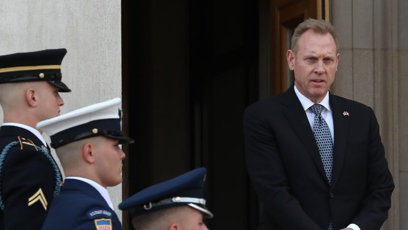 白宮:川普將提名沙納漢正式出任國防部長