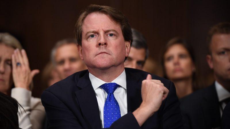 告知前顾问抗拒国会传票 白宫反击民主党纠缠