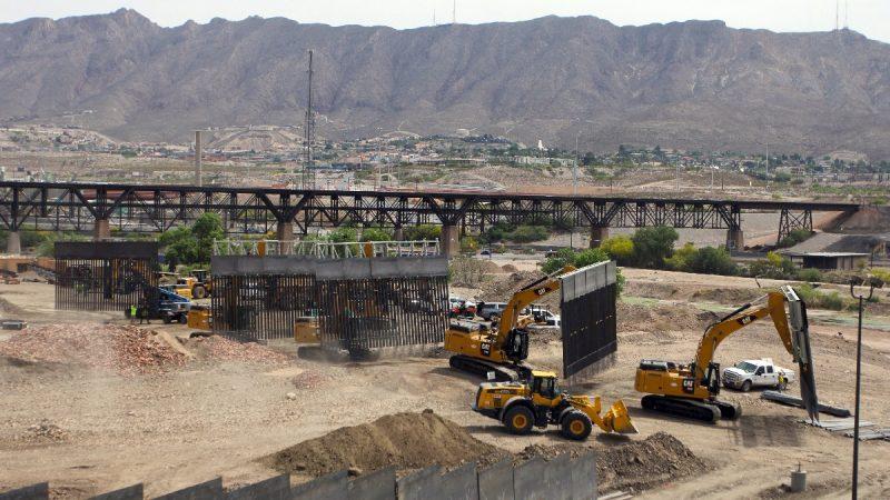 支持川普筑边境墙 私营组织开始自发建设
