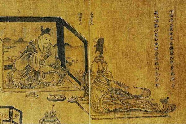 【征文】兰音:传统社会中妻子的真实地位